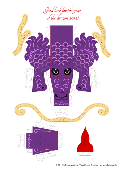 DragonPuppetpurpleA4