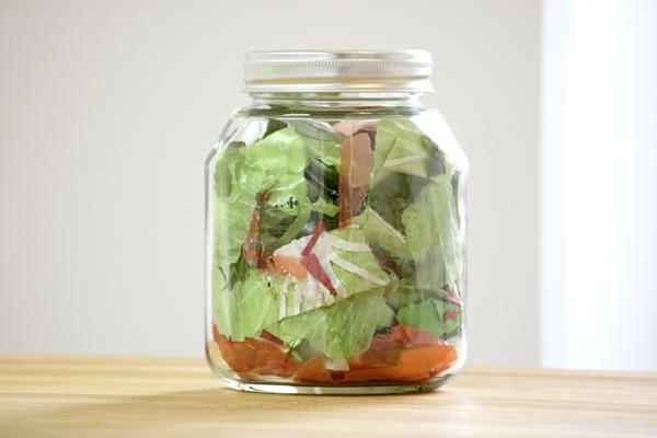 Kimchi Paper food jar