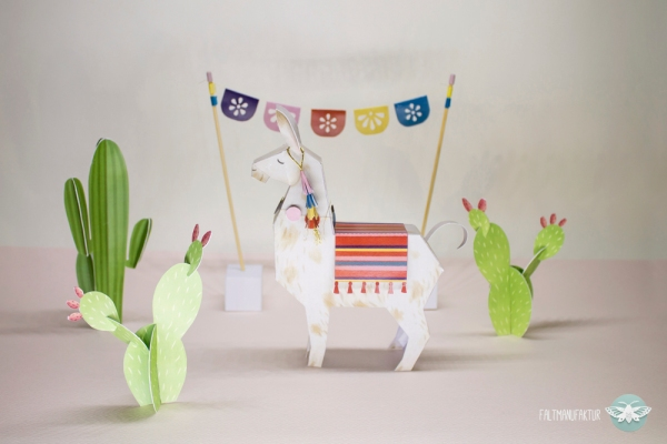 Llama_Cacti_Papertoy_freebie_DIY_faltmanufaktur04