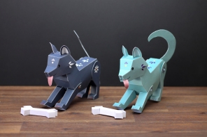Papertoy_Dog_Freebie_for_the_chinese_new_year_2018_00